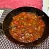 【大人男子の時短メニュー】揚げイワシのトマト煮【所要時間20分】