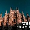 【12週目】大都会イタリア・ミラノに滞在して感じたこと