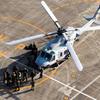 普天間基地付属の米軍ヘリ UH1 、熊本で緊急着陸