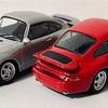 KYOSYO  1/64   Porsche  MINICAR  COLLECTION  6 PORSCHE  911  RS  【993】