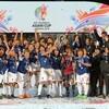 おめでとう!新生なでしこJAPANがアジアカップ制覇!
