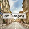 【保存版】ドイツ語 A2必須単語&例文リスト- Q/Rから始まる単語