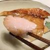 【実食レビュー】日本料理店『佳肴 季凛』の西京漬け。店主が目利きした上質なサーモンをオーガニック味噌床で熟成。深いコクと甘みがおいしい