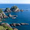 激走500キロ・鹿児島(4)地球は丸い・佐多岬
