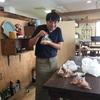 教室の二階の不定期パン屋さん 寿堂カフェさんは レンタルカフェにもなります