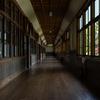 奈良県宇陀市、昭和10年に建てられた木造校舎旧宇太小学校を満喫 奈良カエデの郷ひららにて