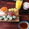 🚩外食日記(41)    宮崎ランチ   「鮨と魚肴  ゆう心」 ④ より、【輝き(6品)】【お子様ずし】‼️