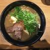 豚骨と鶏ベースのスープに煮干しがガツンと効いた、濃厚スープが激ウマい!らーめん 桔梗と空@東京都足立区