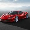 新型V8ミッドシップ F8 Tributeのイメージを公開