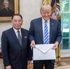 米朝首脳会談予定通り実施へ トランプ大統領のコメント関西弁訳 全文