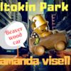 Amanda Visel ✕ Itokin Park / Beaver wood car