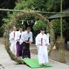 夏越の大祓式が行われました。