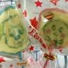バレンタイン。アンパンマン、わんわん、ウータンをチョコレートに。子どもと楽しくお絵かきチョコレート。