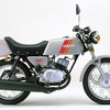 バイク遍歴①-初号機 1979:GR50について