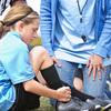 ジュニアスポーツにおける急性外傷(適度な練習はトレーニング適応を引き起こし、骨、筋、腱、靭帯などの組織を強くさせるが、怪我の30~60%は、オーバーユースに起因する)