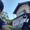 【東京-石川500km徒歩】9日目 新潟県上越市~新潟県上越市(34km)