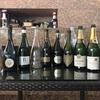 軽井沢でシャンパン古酒会。