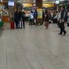 ニューかめりあに乗るべく博多港国際ターミナルへ。(釜山旅行①)