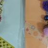 霧多布湿原センターショップと子ども自然クラブのハロウィンアレンジ講習会