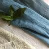 今年最後の藍生葉染め