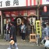 石岡のおまつり2014 初日駅前
