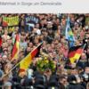 ケムニッツの不穏-1- 76%のドイツ人が民主主義の危機を感じている ほか