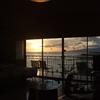 子連れハワイ旅行 お部屋で美しいサンセットを見る