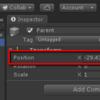 【Unity】親オブジェクトのみ座標を ( 0, 0, 0 ) にリセットするエディタ拡張