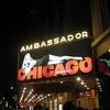 NY旅行記 ミュージカルの本場ブロードウェイで CHICAGOシカゴ を観てきました^^
