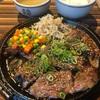 大阪・肥後橋『さらんちぇ』の牛焼肉定食