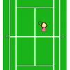 【ソフトテニス】ダブル後衛時に気を付けるべきポジションとスムーズなチェンジの仕方