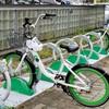 ソウルの共用自転車乗ってみた!