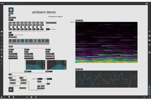Maxで作る自分専用パッチ〜Patch39 アンビエントな電子音を奏でる自動演奏パッチ