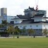 富山城に行って来た