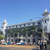 ヤンゴンの観光名所がダウンタウンの中心地に集結!@Yangon