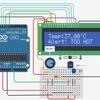 TinkercadによるArduinoシミュレーション12 ~ LCDモジュール