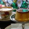 【中山駅】昭和レトロな雰囲気漂う「喫茶アンバー」で極太ナポリタンと極固プリンを