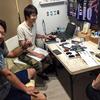 師範代 浦川さんとミーティング