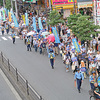 「辺野古の海を土砂で埋めるな!首都圏キャンペーン」新宿統一行動