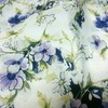 フリマアプリで花柄スカートを購入