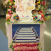 シンデレラガールズ4thLIVESSA公演大坪さん&かな子ちゃんお花企画について