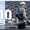 Nikon MILLET コラボ10周年記念アルミマウンテンボトル
