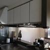 キッチンの収納  上段