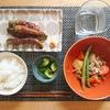 ごはんがすすむ!豚バラのししとうの甘辛肉巻きレシピ【定食献立】
