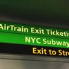気まぐれに注意!ニューヨークのSubway/サブウェイ(地下鉄)