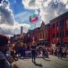 Manchester Pride 2017 LGBT のパレードを見てきたよ