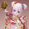 【小林さんちのメイドラゴン】「顔が命の吉徳」でお馴染みの日本人形×フィギュアシリーズ、今回は「カンナ・カムイ」が予約開始に!
