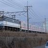 第399列車 「 甲213 東武鉄道70000系(71708f)の甲種輸送を狙う 」