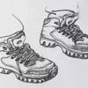 小泽どんな靴を買うのは右の足