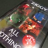 ALL or NOTHING / ZIGGY